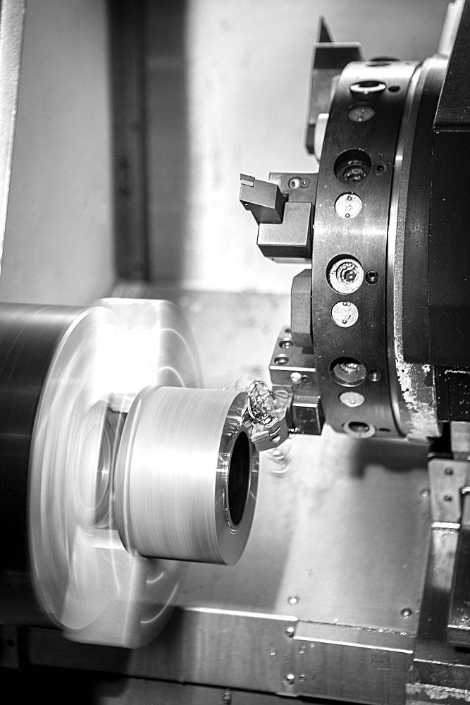 Produzione meccanica di precisione OS1 - Angelo Pagone